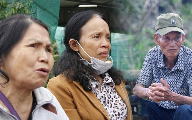 Người thân khóc nghẹn, ngóng chờ tin chồng con trước lối vào Rào Trăng 3