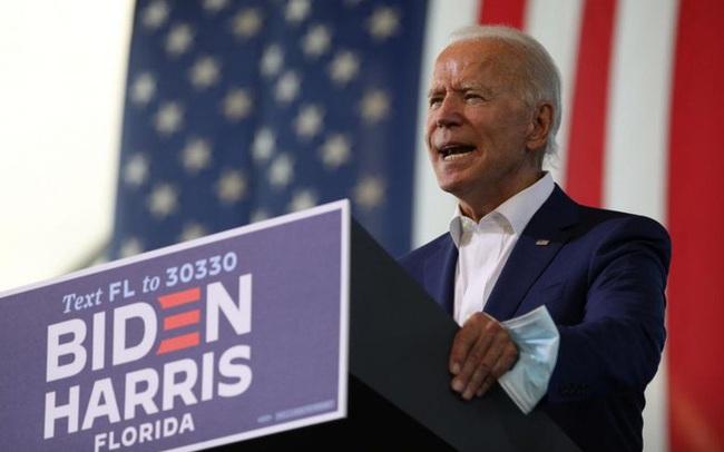 """Ông Biden gây quỹ số tiền kỷ lục để """"đua"""" với Tổng thống Trump"""