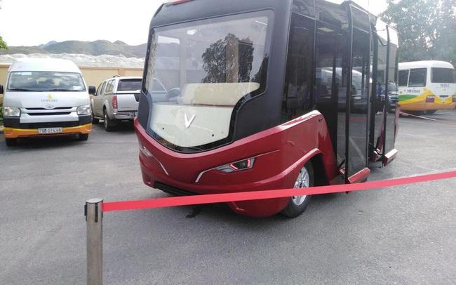 Bộ GTVT đồng thuận đề xuất của Vingroup về khai thác bus điện tại Hà Nội và TP.HCM