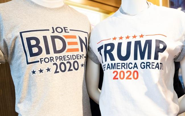 Hai ứng viên tổng thống Mỹ đang chi bao nhiêu cho quảng cáo trên truyền hình?