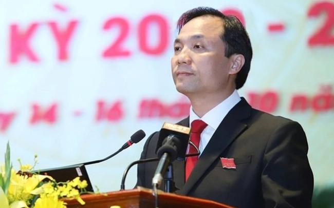 Ông Hoàng Trung Dũng được bầu làm Bí thư Tỉnh ủy Hà Tĩnh