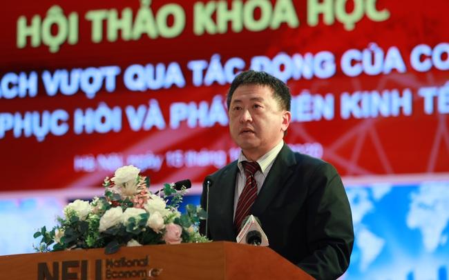 Trưởng đại diện JICA: Chiến thắng đại dịch, cầu về lao động chất lượng cao tăng là những yếu tố 'thúc' Việt Nam phát triển bao trùm và bền vững