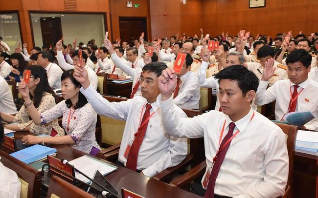 Đảng bộ TPHCM giới thiệu 7 cán bộ trẻ vào Ban Chấp hành