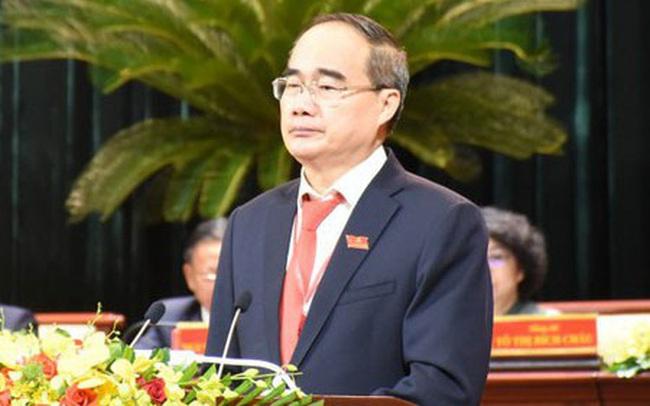 Ông Nguyễn Thiện Nhân tiếp tục chỉ đạo Đảng bộ TPHCM khóa XI