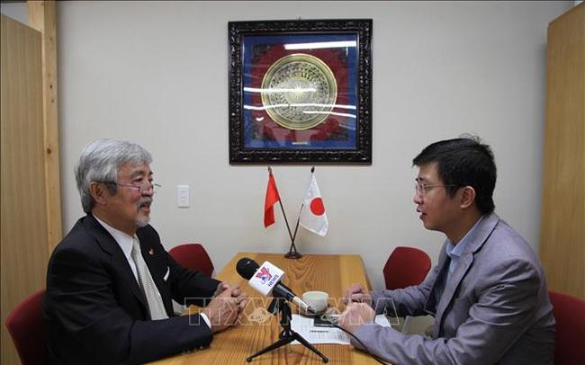 Việt Nam - điểm đến mang lại nhiều lợi ích cho doanh nghiệp Nhật Bản