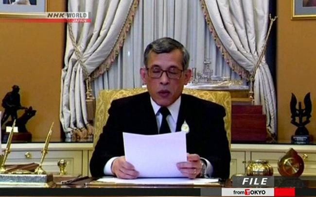 Thái Lan phát thông điệp của Quốc vương giữa biểu tình căng thẳng: Động thái vô cùng hiếm thấy