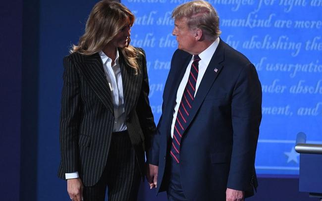Vợ chồng Tổng thống Trump dương tính với Covid-19