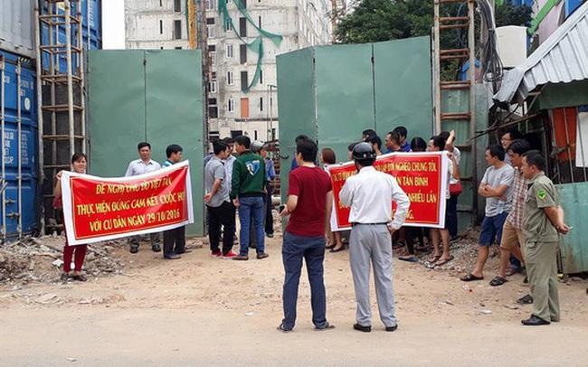 """Tp.HCM ra """"tối hậu thư"""" với dự án Tân Bình Apartment"""