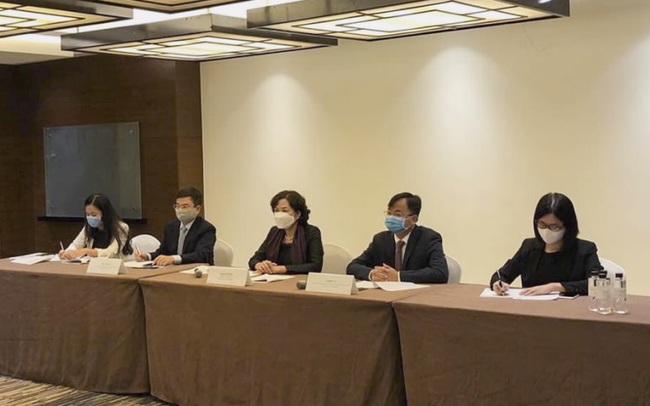 Phó thống đốc Nguyễn Thị Hồng: Việt Nam điều hành tỷ giá với mục tiêu nhất quán là kiểm soát lạm phát và ổn định kinh tế vĩ mô