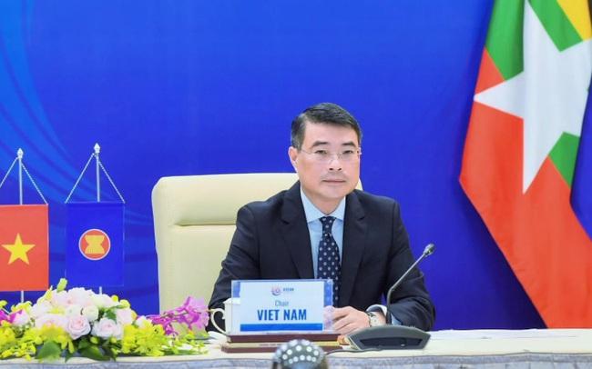 Thống đốc Lê Minh Hưng: NHNN chưa và sẽ không bao giờ sử dụng công cụ chính sách tiền tệ như tỷ giá để tạo lợi thế cạnh tranh không công bằng trong giao dịch thương mại và quốc tế