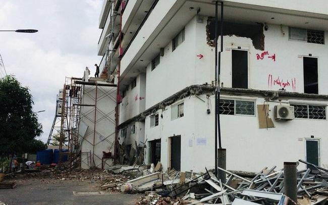 Tp.HCM yêu cầu xử lí nghiêm tình trạng ồ ạt xây dựng chung cư mini, phá vỡ quy hoạch