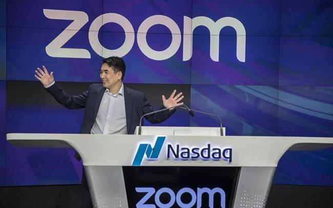 Giá trị vốn hóa của Zoom đạt 139 tỷ USD, tài sản của CEO gấp đôi chỉ sau 3 tháng