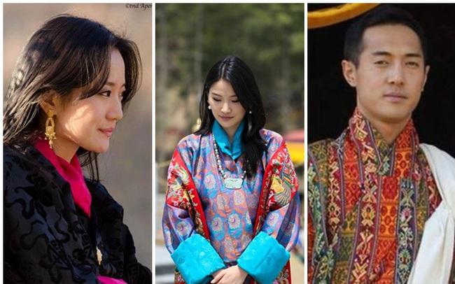 """Gia đình cực phẩm của Hoàng hậu """"vạn người mê"""" Bhutan: Em trai làm phò mã, chị gái xinh đẹp kết hôn với hoàng tử"""
