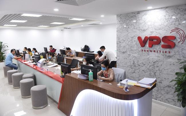 Chứng khoán VPS bất ngờ đứng đầu thị phần môi giới HNX, UPCom và phái sinh trong quý 3/2020