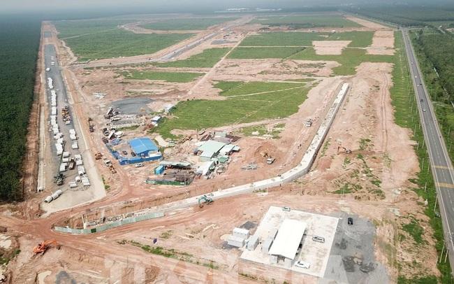 Cơ bản hoàn thành giải phóng mặt bằng dự án sân bay Long Thành