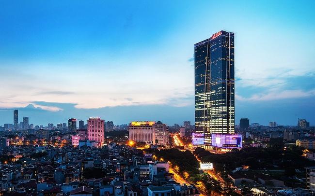 Không hào nhoáng như vẻ ngoài, hai tòa nhà cao nhất Hà Nội là Keangnam Landmark và Lotte Center đều đang lỗ chồng lỗ