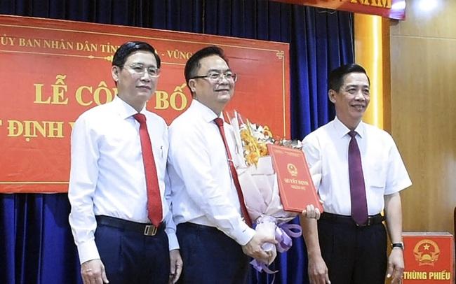 Ông Hoàng Vũ Thảnh được giao Quyền Chủ tịch UBND TP. Vũng Tàu
