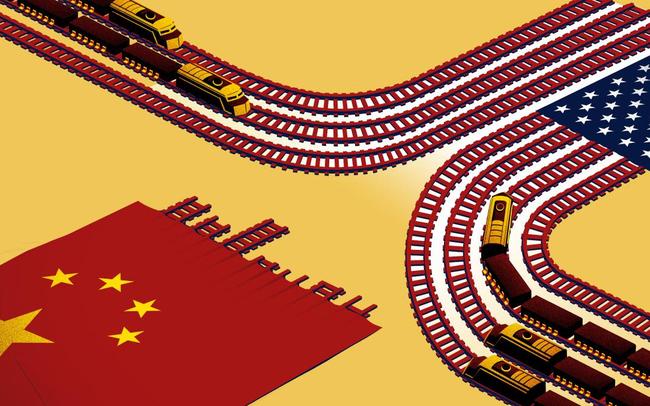 """Đằng sau những chuyến """"rẽ tàu"""" sang Việt Nam: Thế lưỡng nan của các ông lớn khi kẹt giữa """"chiến tranh lạnh công nghệ"""" Mỹ - Trung"""
