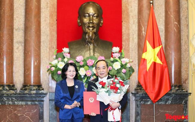 Ông Lê Khánh Hải được bổ nhiệm làm Phó Chủ nhiệm Văn phòng Chủ tịch nước
