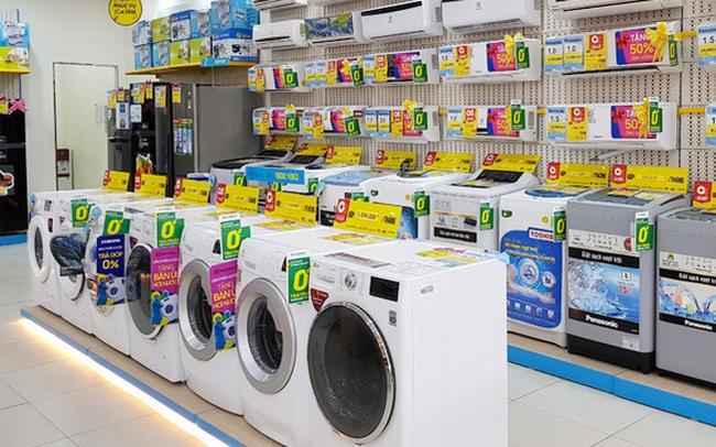 Loạt máy giặt thương hiệu nổi tiếng giảm giá 50% nhân dịp lễ 10/10