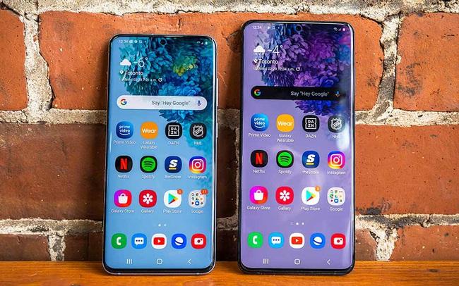 Galaxy Note20, Galaxy S20+, iPhone 11 Pro Max... đồng loạt rớt giá