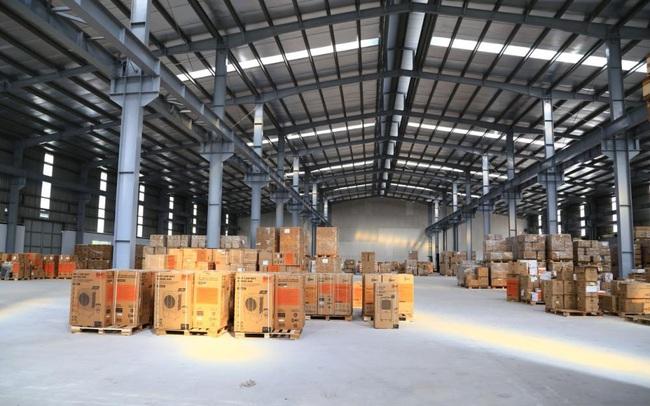 """BĐS công nghiệp: Nhà kho xây sẵn """"tăng nhiệt"""" dịp cuối năm"""