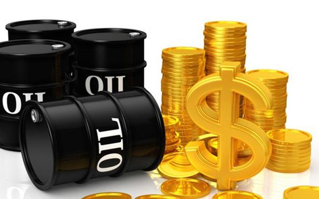 Thị trường ngày 10/11: Giá dầu tăng ngoạn mục hơn 8%, vàng lao dốc mất gần 5%