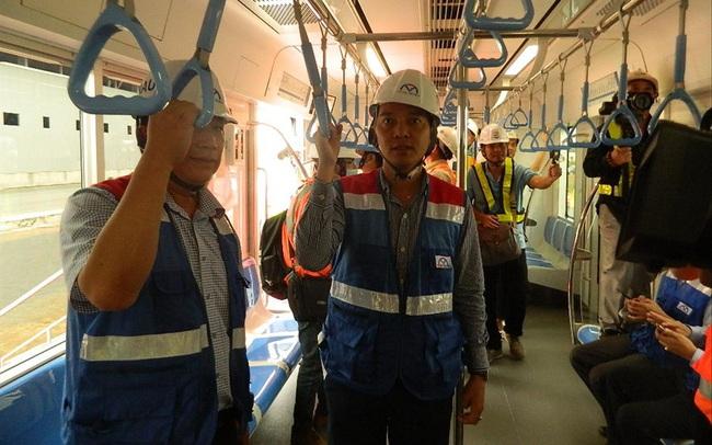 Giá vé metro Bến Thành - Suối Tiên dự kiến 10.000 đồng/lượt
