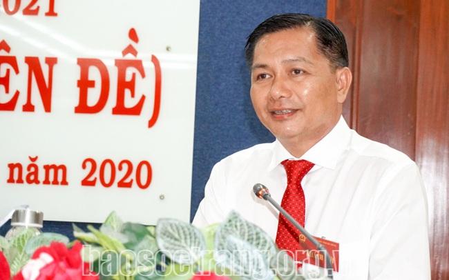 Ông Trần Văn Lâu được bầu làm Chủ tịch tỉnh Sóc Trăng
