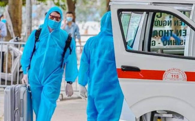 Thêm 10 ca mắc Covid-19 mới, Việt Nam có 1.226 ca bệnh