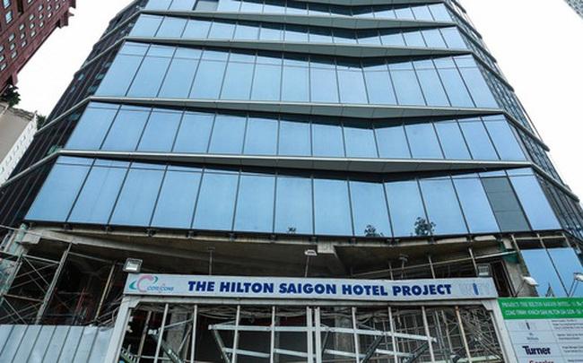 Đề nghị rà soát pháp lý dự án khách sạn Hilton Sài Gòn