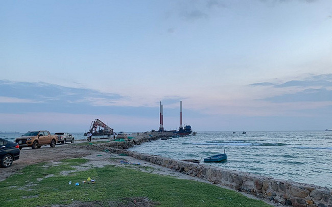 Ninh Thuận sắp có dự án cảng biển tổng hợp đón tàu 100.000 DWT