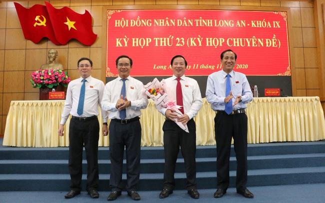 Ông Nguyễn Văn Út được bầu làm Chủ tịch UBND tỉnh Long An