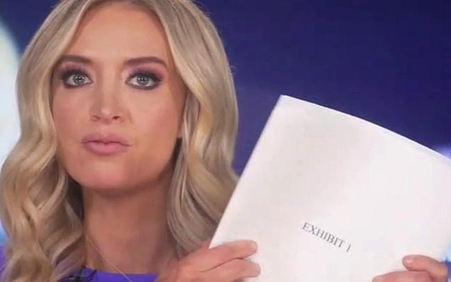 """Nhà Trắng công bố 234 trang tài liệu cho thấy """"gian lận"""" trong bầu cử Mỹ"""