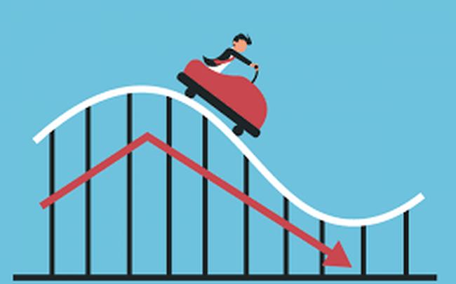 """VnIndex tăng mạnh 7 điểm, thanh khoản bất ngờ """"rớt"""" cả nghìn tỷ"""