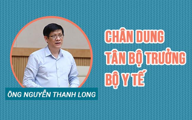 Con đường sự nghiệp của tân Bộ trưởng Bộ Y tế Nguyễn Thanh Long
