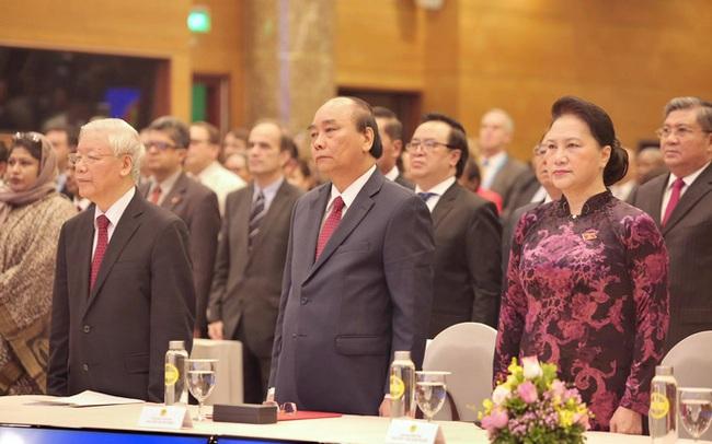 Tổng Bí thư, Chủ tịch nước phát biểu chào mừng Hội nghị Cấp cao ASEAN 37