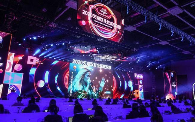 Alibaba thu 75 tỷ USD trong lễ hội mua sắm trực tuyến 11/11