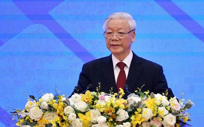 Tổng bí thư, Chủ tịch nước Nguyễn Phú Trọng: Định vị chỗ đứng phù hợp cho ASEAN trong thế giới thời kỳ hậu COVID-19 là một vấn đề lớn