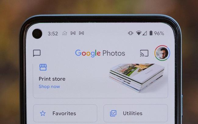 Ngừng lưu ảnh miễn phí trên Google Photos từ năm 2021