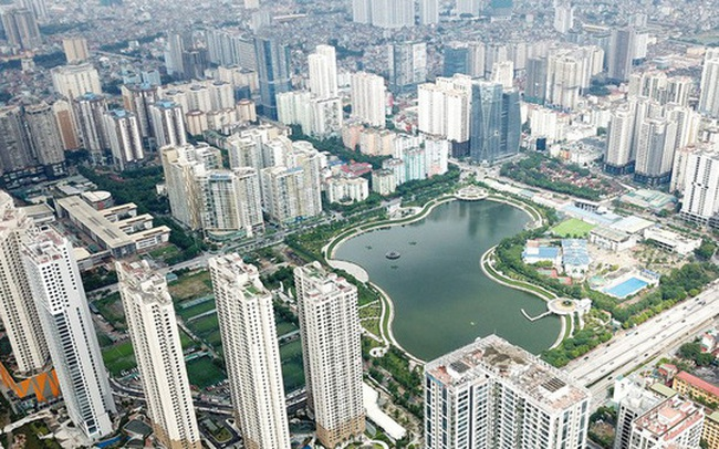 Giá nhà đất Hà Nội vẫn cao, vì sao?
