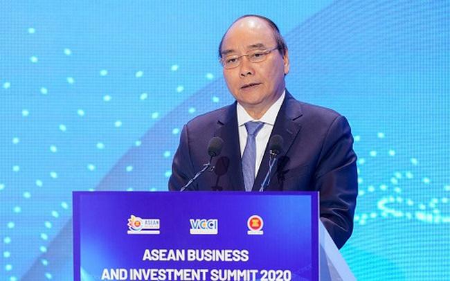 Thủ tướng Nguyễn Xuân Phúc: Đặt người dân và doanh nghiệp vào vị trí trung tâm của sự phát triển