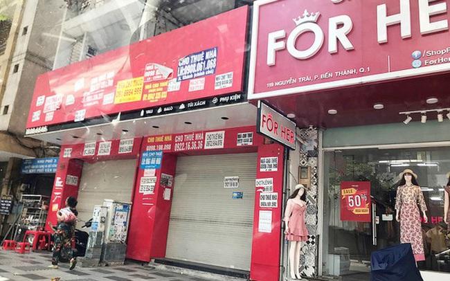 Nhà phố trung tâm Sài Gòn khó cho thuê