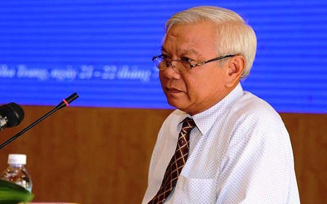 Giám đốc Sở xây dựng Khánh Hoà được cho nghỉ hưu trước tuổi