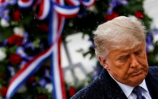 Tổng thống Donald Trump lần đầu tiên thừa nhận khả năng thất bại