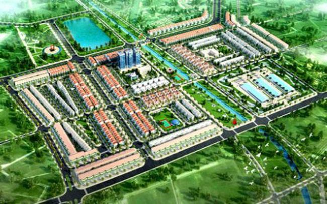 Nghệ An sắp có Khu đô thị 10,5ha gần đại lộ Vinh - Cửa Lò