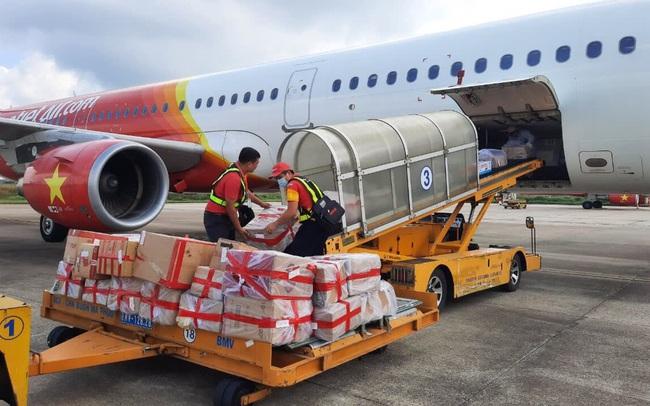 Vietjet và UPS hợp tác vận tải hàng hoá giữa châu Á và Hoa Kỳ