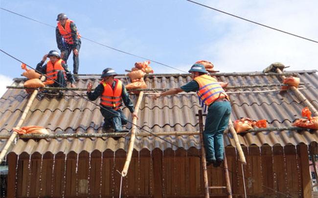 Công điện của Thủ tướng chỉ đạo tập trung ứng phó khẩn cấp bão số 13