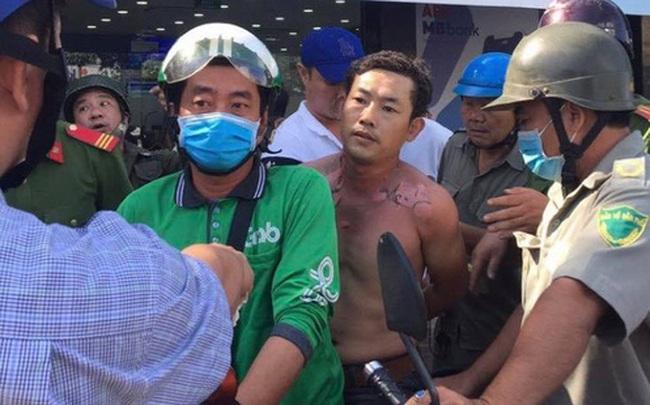 Bắt nghi phạm cướp Ngân hàng Thương mại Cổ phần Tiên Phong ở Sài Gòn