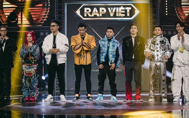 Rap Việt lập kỷ lục 1,12 triệu người xem trực tuyến: Gấp 5 lần thành tích của Độ Mixi, mang về cả chục tỷ đồng từ YouTube